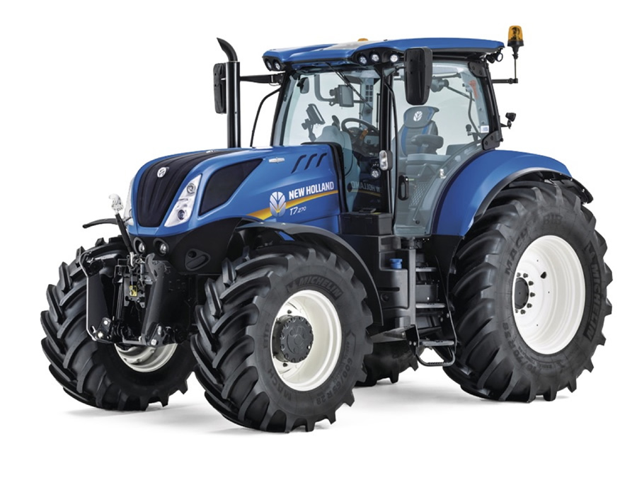 Trattore new holland
