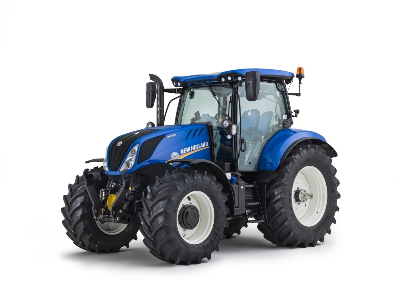 Vieni a scoprire il nuovo trattore New Holland T6 Dynamic Command