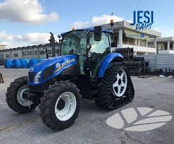 NEW HOLLAND serie T5 SMART TRAX